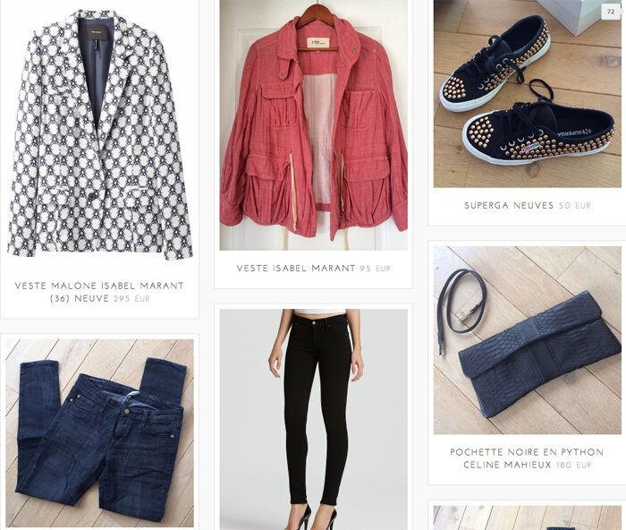 Soldes sur le vide dressing the beauty and the geek - Soldes dressing ...