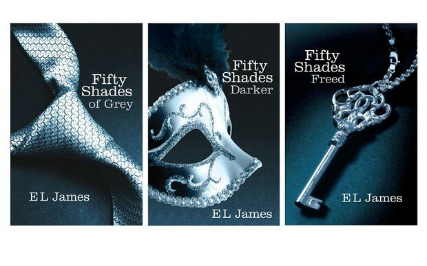Fifty Shades of Grey (Trilogie)